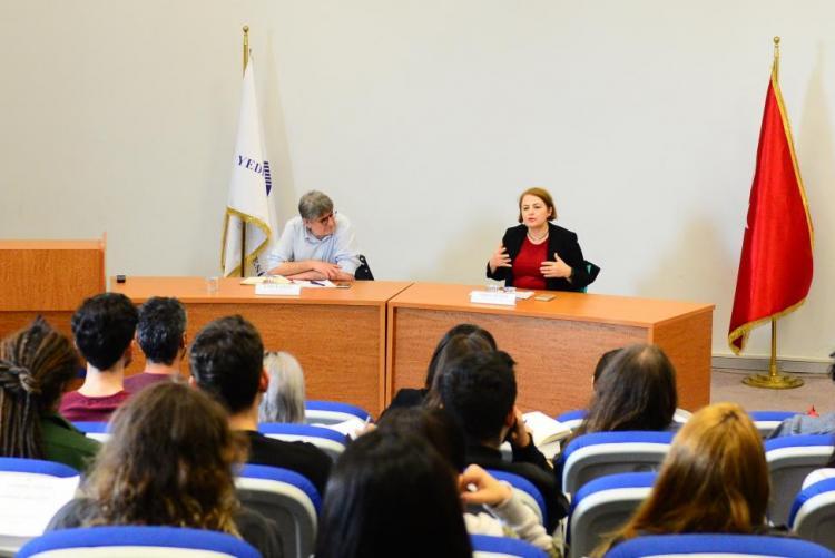 Gazetecilik Bölümü - İletişim Fakültesi
