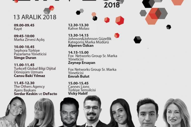Reklam Tasarımı ve İletişimi Bölümü - Marka Zirvesi 2018