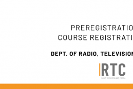 Preregistration and Course Registration