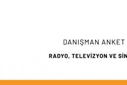Radyo, TV ve Sinema Bölümü - Danışman Anket Formu